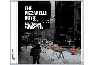 The Pizzarelli Boys - Sunday At Pete's - (CD)