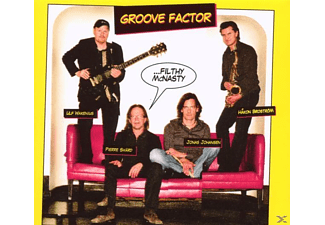 Groove Factor - Filthy McNasty - (CD)