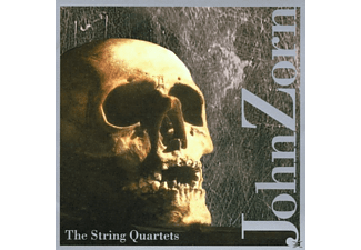 John Zorn - The String Quartets - (CD)