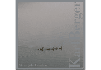 Karl Berger - Strangely Familiar - (CD)