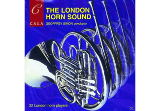 Geoffrey Simon, Simon/pyatt/watkins/+ - The London Horn Sound - (CD)