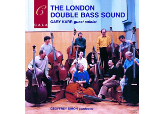 SIMON/KARR/+ - London Double Bass Sound - (CD)