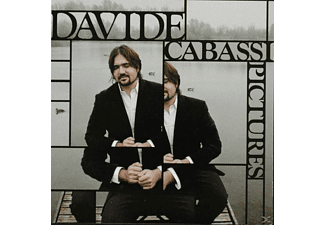 Davide Cabassi - Pictures - (CD)