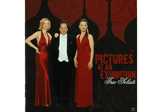 Trio Solisti - Pictures At An Exhibition - (CD)