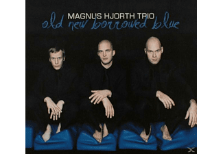 Magnus Hjorth Trio - Old New Borrowed Blue - (CD)
