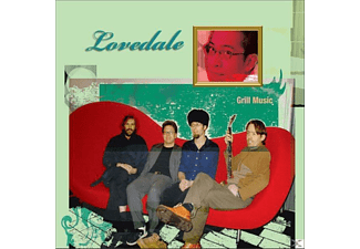 Lovedale - Grill Music - (CD)