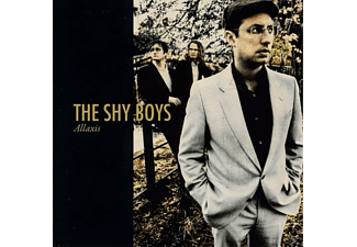 The Shy Boys - Allaxis - (CD)