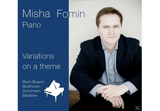 Misha Fomin - Variations on a Theme - (CD)