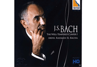 El Bacha Abdel Rahman - The Well-Tempered Clavier Book I - (SACD)