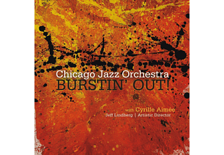 Chicago Jazz Orchestra, Cyrille Aimée - Burstin' Out - (CD)