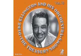 Duke Ellington - The Treasury Shows Vol.18 - (CD)