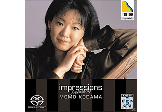 Momo Kodama - CHILDREN S CORNER/2 ARABESQUES/SUIT - (CD)