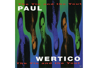 Wertico P - The Yin And The Yout - (CD)