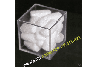 Tim Jensen - A Mind For The Scenery - (CD)