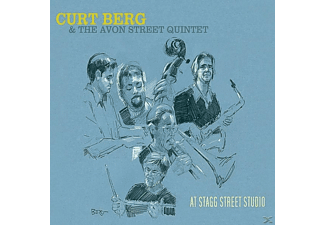 Curt Berg - At Stagg Street Studio - (CD)