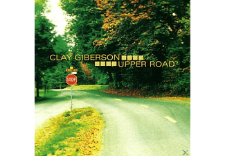 Clay Giberson - Upper Road - (CD)