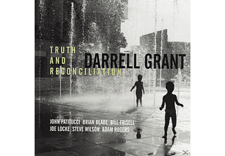 Darrell Grant - Truth And Reconciliation - (CD)