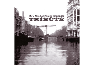 Gregg Keplinger And Rick Mandyck - Tribute - (CD)