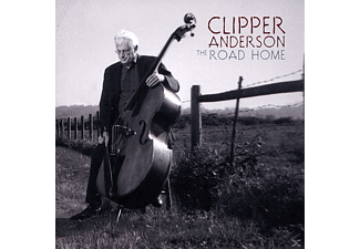 Clipper Anderson - The Road Home - (CD)