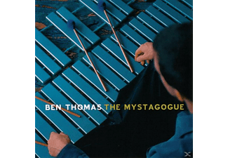 Ben Thomas - The Mystagogue - (CD)