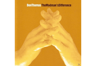 Ben Thomas - The Madman's Difference - (CD)