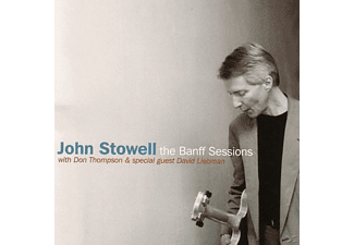 John Stowell - The Banff Sessions - (CD)