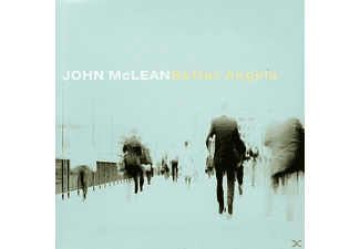 John Mclean - Better Angels - (CD)