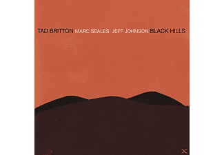 Tad Britton - Black Hills - (CD)