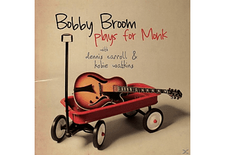 Bobby Broom - Bobby Broom Plays For Monk - (CD)