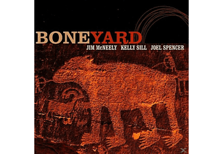 KELLY SILL / JIM MCNEELY / JOEL SPE - Boneyard - (CD)