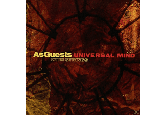 Asguests - Universal Mind - (CD)