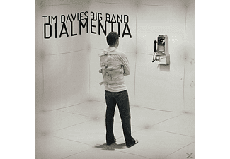 Tim Davies Big Band - Dialmentia - (CD)