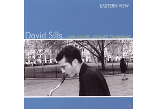 David Sills - Eastern View - (CD)