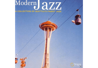 VARIOUS - Modern Jazz: A Collection Of Seattle's Finest Jazz - (CD)