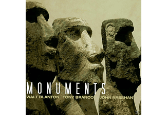 Walt Blanton Tony Branco John Nassh - Monuments - (CD)
