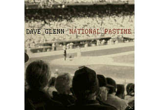 Dave Glenn - National Pastime - (CD)