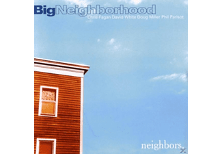 Big Neighborhood - Neighbors - (CD)