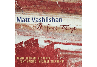 Matt Vashlishan - No Such Thing - (CD)