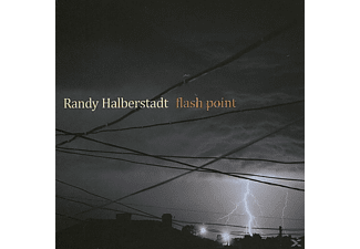 Randy Halberstadt - Flash Point - (CD)
