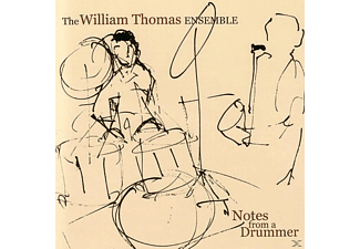 Thomas William - Notes From A Drummer - (CD)