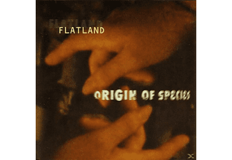 Flatland - Origin Of Species - (CD)
