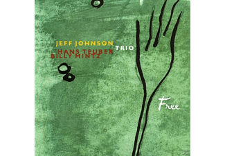Jeff Johnson - Free - (CD)