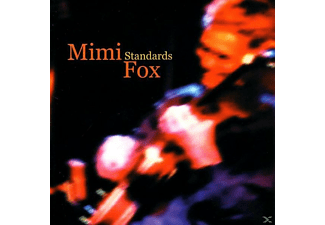 Mimi Fox - Standards - (CD)