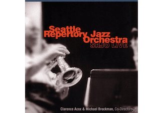 Seattle Repertory Jazz Orchestra - Srjo Live - (CD)