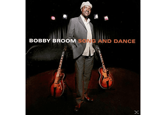 Bobby Broom - Song And Dance - (CD)