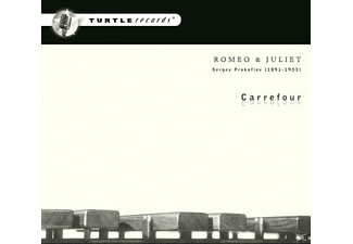 Carrefour - Romeo & Juliet - (CD)