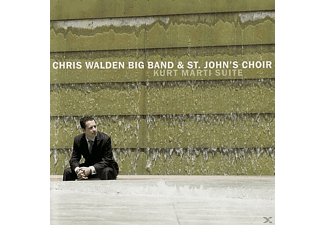 CHRIS WALDEN BIG BAND & THE ST. JOH - Kurt Marti Suite - (CD)