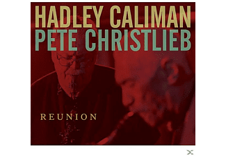 Hadley Caliman & Pete Christlieb - Reunion - (CD)