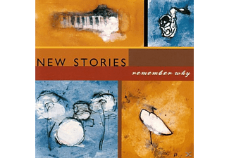 New Stories - Remember Why - (CD)
