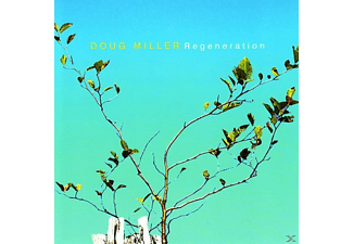 Doug Miller - Regeneration - (CD)